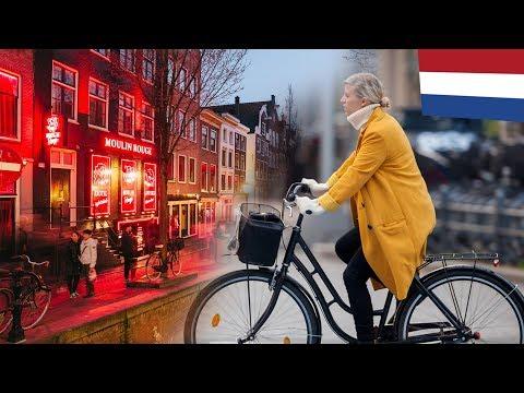 Нидерланды. Интересные факты о Голландии