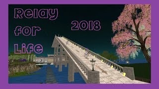 RFL14 2018 - The first lap - Second Life