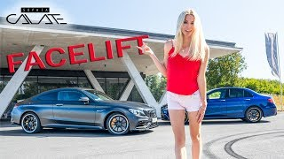 C63s AMG FACELIFT | Das YouTuber Event von Mercedes