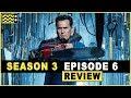 Ash Vs Evil Dead Season 3 Episode 6 Review & Reaction   AfterBuzz TV
