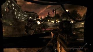 Call Of Duty Modern Warfare 2: EMP Scenes. [HD]
