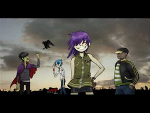 Thumbnail of video Gorillaz - Punk