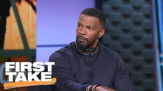 Jamie Foxx: Culture of Warriors gives them edge in NBA | First Take | ESPN