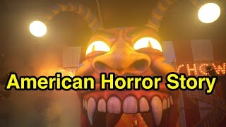 American Horror Story - Halloween Horror Nights 2016 Universal Studios