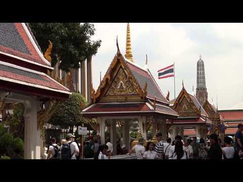 Thailand 2014 Part 2: Bangkok Großer Palast und Khao San Road
