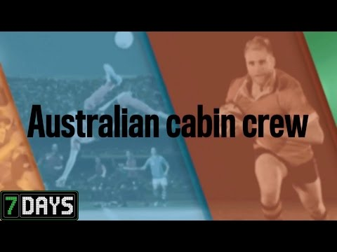 7 Days of Sport - Jokes About Qantas Losing Rugby World Cup Bet