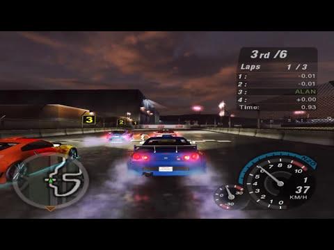 Need For Speed: Underground 2 - Race #210 - URL (Stage 5)