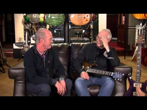 When Jeff first met Paul Reed Smith