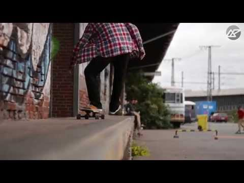 Airflow Skateboards - Welcome to the Stage (Longboard Dancing)