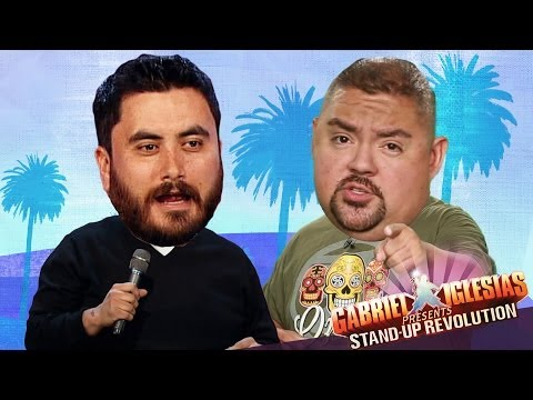 Alfred Robles - Gabriel Iglesias Presents: StandUp Revolution! (Season 2)