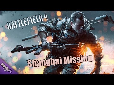 Battlefield 4 - Shanghai Mission Gameplay Walkthrough (Hard)