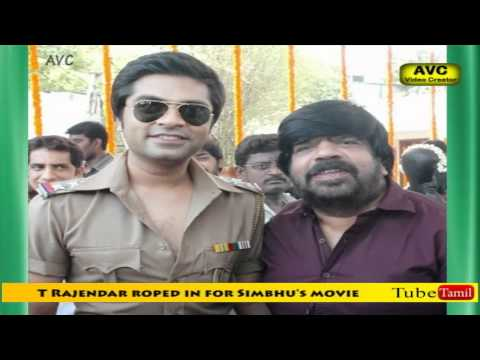 T Rajendar roped in for Simbhu's movie
