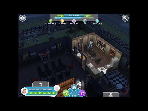 """Sims Gratuito    Guía de Misiones 13: """"OBJETIVOS SOCIALES 2"""""""
