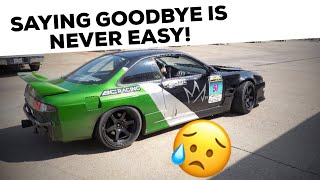 SAYING GOODBYE TO MY STOCK ECU 2JZ SWAPPED NISSAN S14 DRIFT CAR...