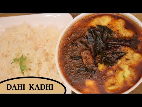 Dahi Kadhi | दही कढ़ी | Authentic Kadhi Recipe in Hindi
