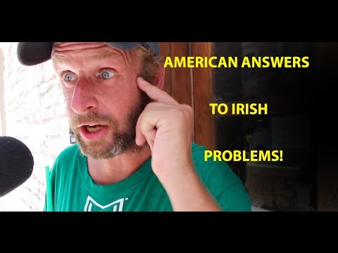 AMERICAN ANSWERS TO IRISH PROBLEMS