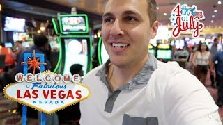 WHAT TO EAT LATE NIGHT IN LAS VEGAS (4th of JULY Party LAS VEGAS)