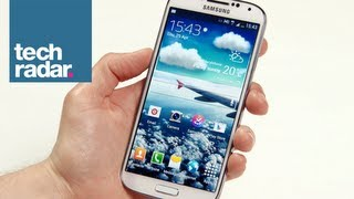 Samsung Galaxy S4 Review & Walkthrough