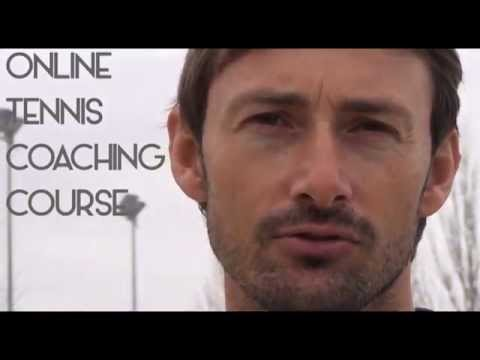 Tennis Coaching Course Level 1 JCFerrero-Equelite