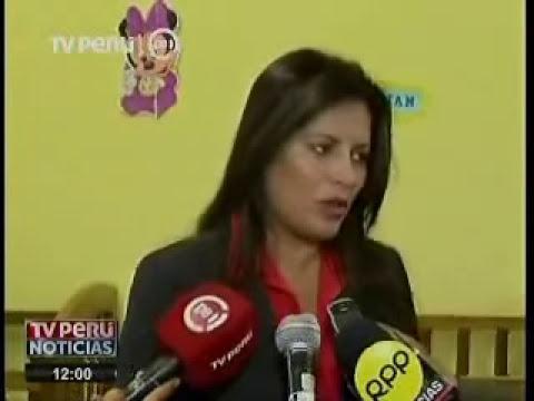 Ministra de la mujer, Carmen Omonte inauguró centro de menores en San Miguel