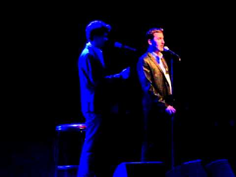 Damian McGinty - Home - Damian McGinty & Paul Byrom - Just A Song At Twiligh