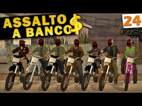 GTA Multiplayer O Maior Assalto a Banco