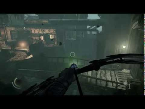 Thief 2014 Game All Weapons.Crossbow.Claw.Smoke Grenade Gameplay HD