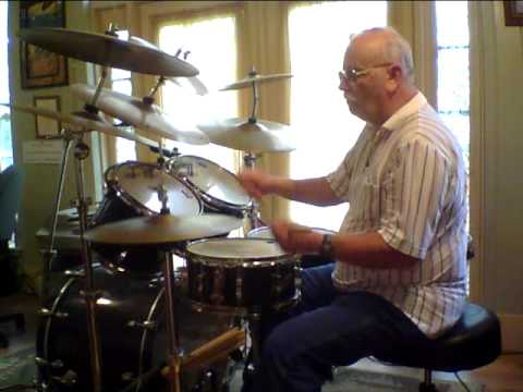 The 100 yr old drummer