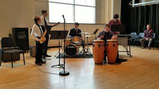 MYSO Jazz program spring concert