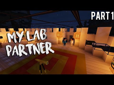Meeting My Partner | Minecraft Roleplay - #Tagalog