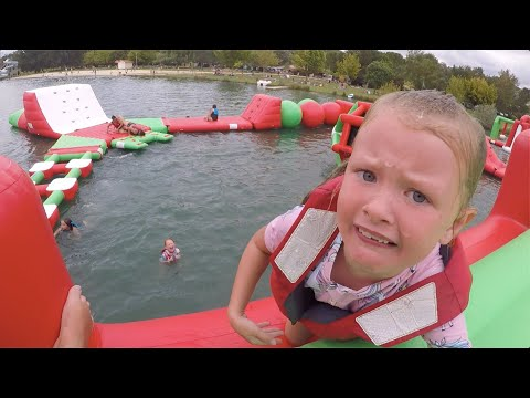 TERRIFYING MOMENT AT THE WATER PARK! EUROPE ROAD TRIP DAY 28!