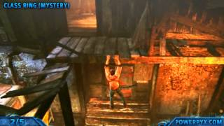 Uncharted Golden Abyss - All Treasure Locations - Chapter 4