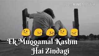 download lagu Zindagi Ne Zindagi Bhar Gham Diyemithun The Trainsad😭song🎶whatsapp 🎥 gratis