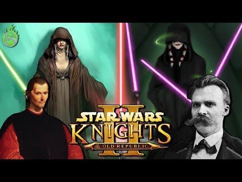 Knights of the Old Republic 2 - история, спасшая Звездные Войны