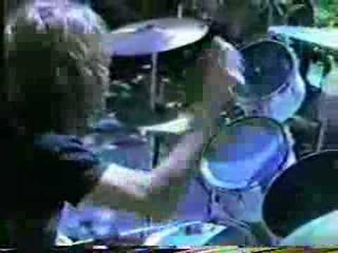 Drum solo competition Santa Rosa High School 1986 part 4