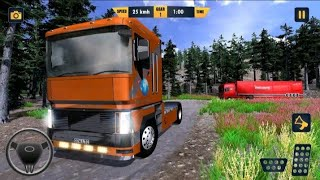 American Truck Cargo Car Transporter Driving Gameplay + Review|Latest Android Games|