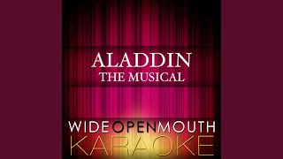 "These Palace Walls (From the Musical ""Aladdin"") (Karaoke Version) (Original Broadway cast of..."