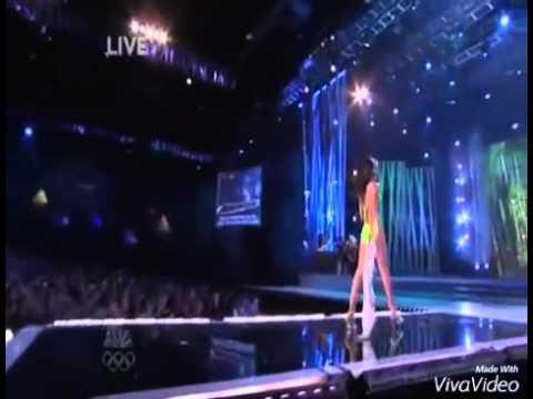 Miss Dominican Republic 2008 Marianne Cruz Gonzale