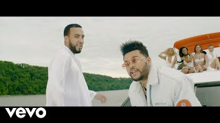 French Montana A Lie Ft The Weeknd Max B