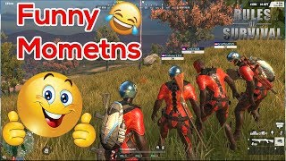 Rules Of Survival-Funny Moments (វីដេអូកំប្លែង)-CHANMUNY