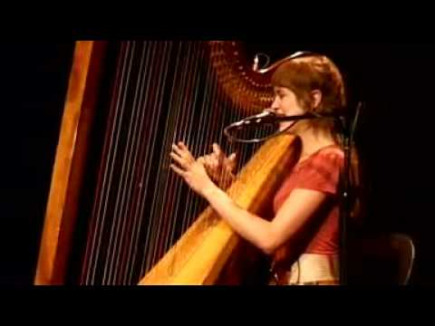 [Joanna Newsom] Peach, Plum, Pear (live at ICA, 2004)