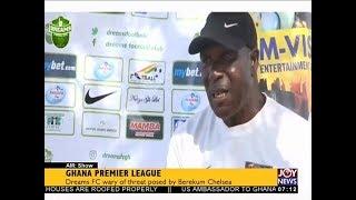 Ghana Premier League - AM Sports on JoyNews (23-3-18)
