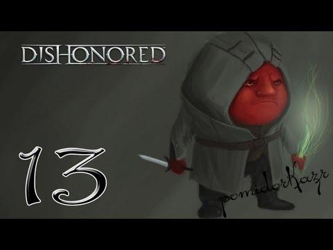 Dishonored - 13я часть [Золотая кошка]