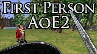 First Person AoE2!?