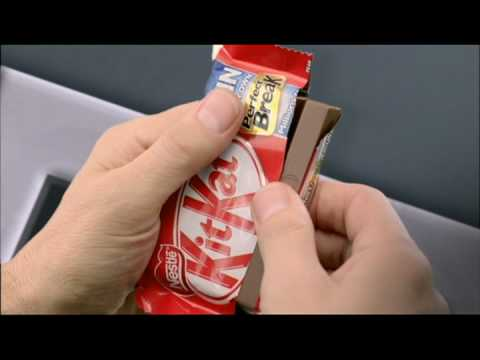 New Kit Kat Ad - Checkout
