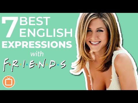 The 7 Most Common English Expressions for Daily Use | Learn English with Friends