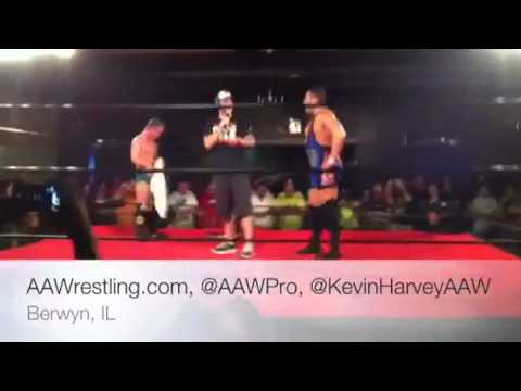 CM Punk Makes Surprise Appearance At Indy Fed AAW - 07/23/11 Music Videos
