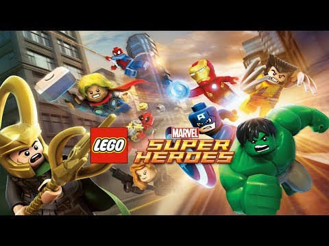 LEGO MARVEL SUPER HEROES #001 The Avengers ★ Let's Play LEGO Marvel Super Heroes [Together/Deutsch]