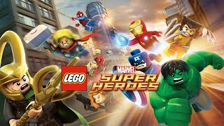 LEGO MARVEL SUPER HEROES #001 The Avengers ★ Let
