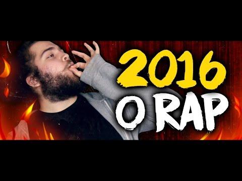 O MEU ANO DE 2016 EM RAP